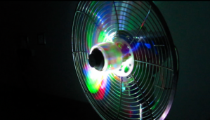 The Fan, 2012, Emmanuelle Nègre, (photo for publication)